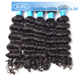 Wholesale Hair Weaves Bundles Peruvian and Brazilian Human Hair pictures & photos