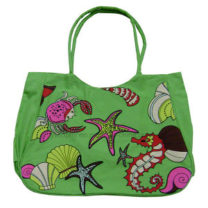 Ladies Fashion Hand Bag From Yiwu Dingxiang Bags Factory pictures & photos