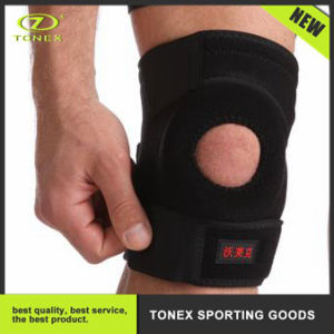 Orthopedic Leg Brace Knee Support Fracture Knee Immobilizer Adjustable Knee Brace with Two Hinges pictures & photos