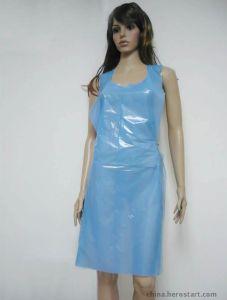 Eco-Friendly Waterproof Disposable Plasticaprons, PE Apron pictures & photos