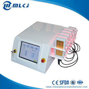 Professional Screen TUV/Ce Slimming Equipment with Diode Laser pictures & photos