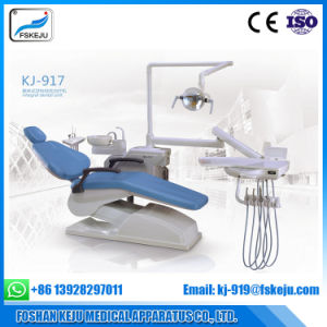 Dental Unit with Powerful suction  System (TOP sale) pictures & photos
