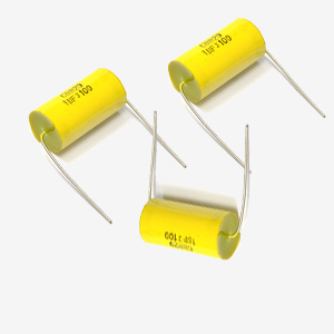Metallized Polypropylene Film Capacitor (Cbb20 335j 250V) with Copper Wire for Running Axial All Cbb20 Series pictures & photos