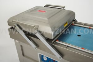 Double Chamber Vacuum Sealer Packaging Machine Wholesale pictures & photos