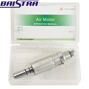 4 Holes E-Type Dental Air Motor for Low Speed Handpiece pictures & photos