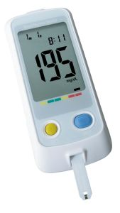 Home Blood Glucose Meter Tester Bluetooth Glucometer pictures & photos