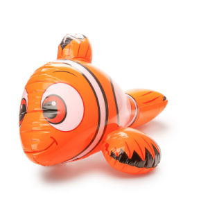Promotion Gifts PVC Inflatable Fish with Logo Printing pictures & photos