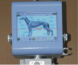 Ysx040-C Cat Dog Portable Digital Radiography Portable X-ray Machine pictures & photos