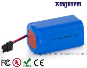 Li-ion Li-Polymer Single Cell & Battery Pack with UL CE pictures & photos