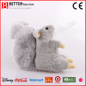 China Cheap Stuffed Animal Plush Squirrel Toy pictures & photos