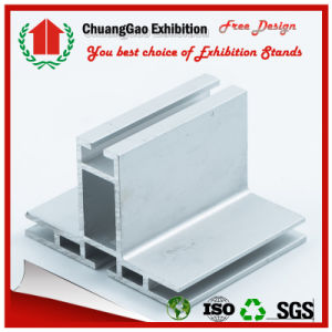 Kd 40-3 Double Sided Fabric Frameless Aluminium Extrusion pictures & photos