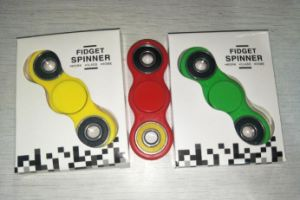New Brass Spinner Relieve Stress Fidget Hand Spinner Toys pictures & photos