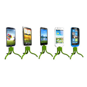 Quick Charger Universal Bending Twig Lightning USB Cable with Holder for iPhone 7 Plus iPad Mini Air pictures & photos