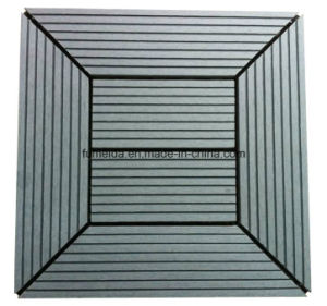 WPC DIY Decking Tile for Outdoor Use 300*300 pictures & photos