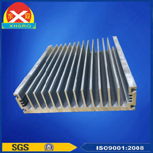 Aluminum Extruded Heat Sink for Naval Military Grade Charger pictures & photos
