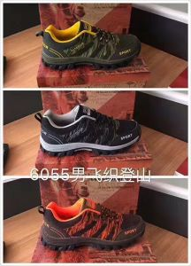 Factory Unisex Footwear Hiking Running Outdoor Shoes pictures & photos