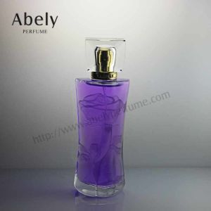 3.4FL. Oz Spray Glass Perfume Bottle with Factory Supply pictures & photos