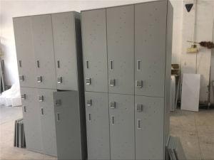 Steel Clothespress 6 Doors with Password Lock Locker for United States Wholesales Market