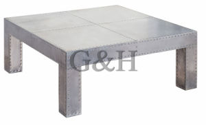 Aviator Aluminum Coffee Table pictures & photos