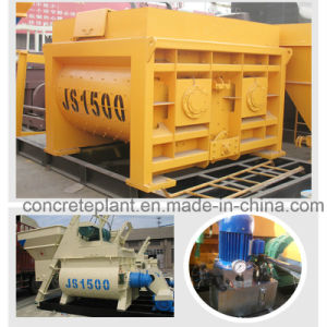1.5m3 Concrete Mixer for Concrete Mixing Plant (JS1500) pictures & photos