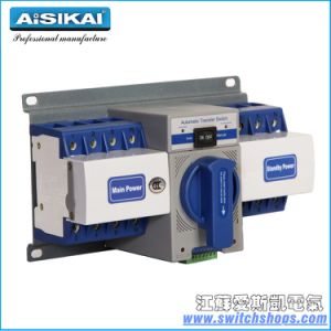 Skt1-63A CB Class Automatic Transfer Switch with CE/CCC/ISO9001 pictures & photos