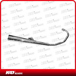 Motorcycle Muffler for Titan150 Motorbike Parts pictures & photos