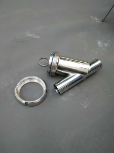Sanitary Stainless Steel Y-Type Filter pictures & photos