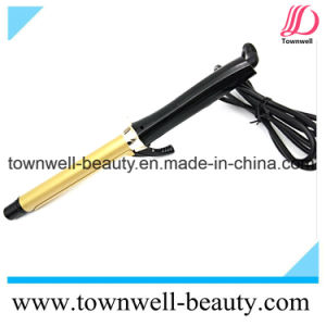 Handle Ergonomic Design Dual Heater Hair Curler New Product pictures & photos