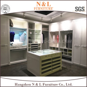 Australia Style Customized Wooden Walk in Wardrobe Closets pictures & photos