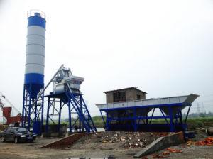 Hzs50 Concrete Batching Plant pictures & photos