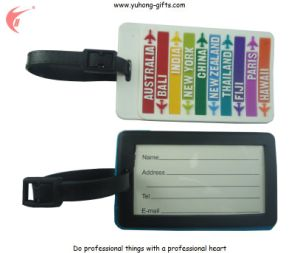 Travel Luggage Tag for Promotion (YH-LT006) pictures & photos