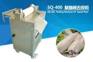 Sq-400 Squid Plate Peeling Machine Squid Peeler Squid Skin Remove Machine pictures & photos