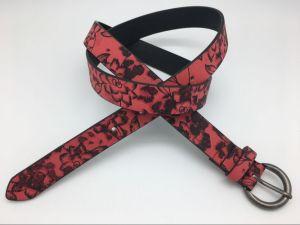 New Fashion Print Belt for Women