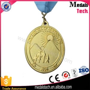 Wholesale Custom Made Medallion Originality Gold Medal pictures & photos