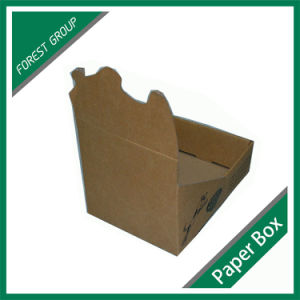 Brown Kraft Paper Display Box pictures & photos