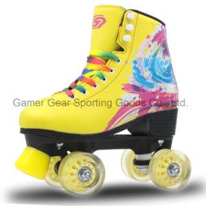Quad Roller Skate (QS-64) pictures & photos