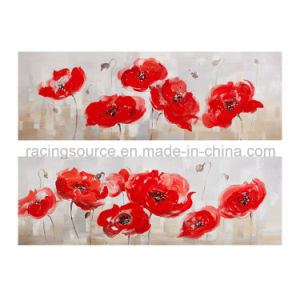 Modern Canvas Printing Streched Blossom Canvas Oil Painting pictures & photos