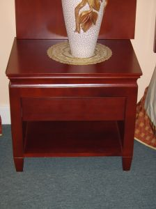 Nightstand with One Drawer pictures & photos