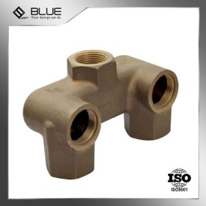 High Precision Brass Casting Machine Parts pictures & photos