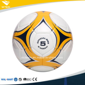 Recyclable Material Soft TPE Foam Soccer Ball OEM pictures & photos
