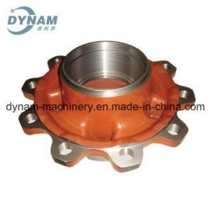 Auto Parts Brake Drum CNC Machining Sand Iron Casting pictures & photos