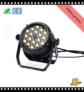 Waterproof 54PCS 3W LED PAR Light pictures & photos