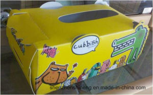 Water-Proof Paper Box ---- Stone Paper Rich (RBD-250um) Mineral Paper Double Coated pictures & photos
