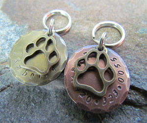 1′ Metal Custom Personalized Pet Tag pictures & photos