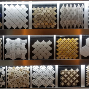 Waterjet Marble Mosaic pictures & photos
