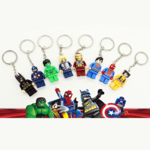 Mini Block Toy Key Chain Promotion Gift (H5545159) pictures & photos