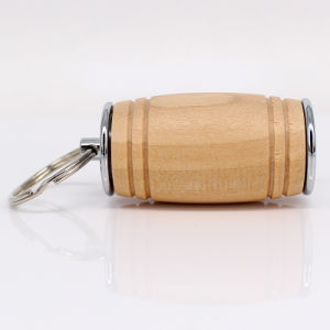 Wood Bowie Shape OTG USB Flash Drive with Free Sample pictures & photos