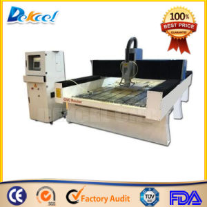 China Good Price CNC Stone Engraving Machine Fortombstone Sale pictures & photos