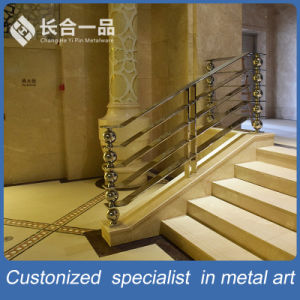 Factory Manufacture Special Design Stainless Steel Staircase Balustrade Handrail pictures & photos