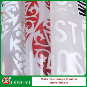 Qing Yi Good Effect Matte Pet Fil Forscreen Printing pictures & photos
